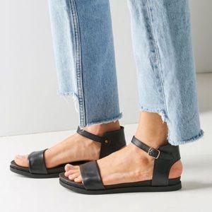 Seychelles Post Modern Ankle Strap Sandals